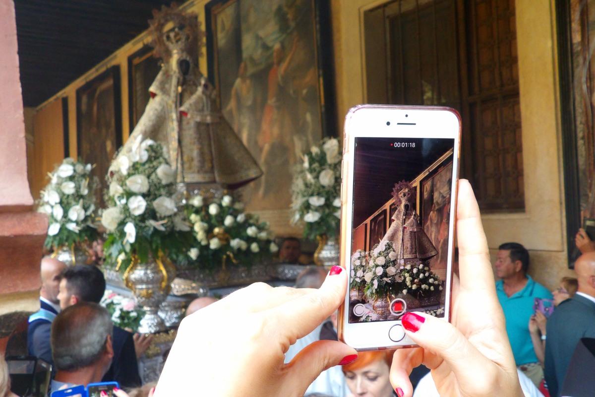 Foto de la Virgen de Guadalupe