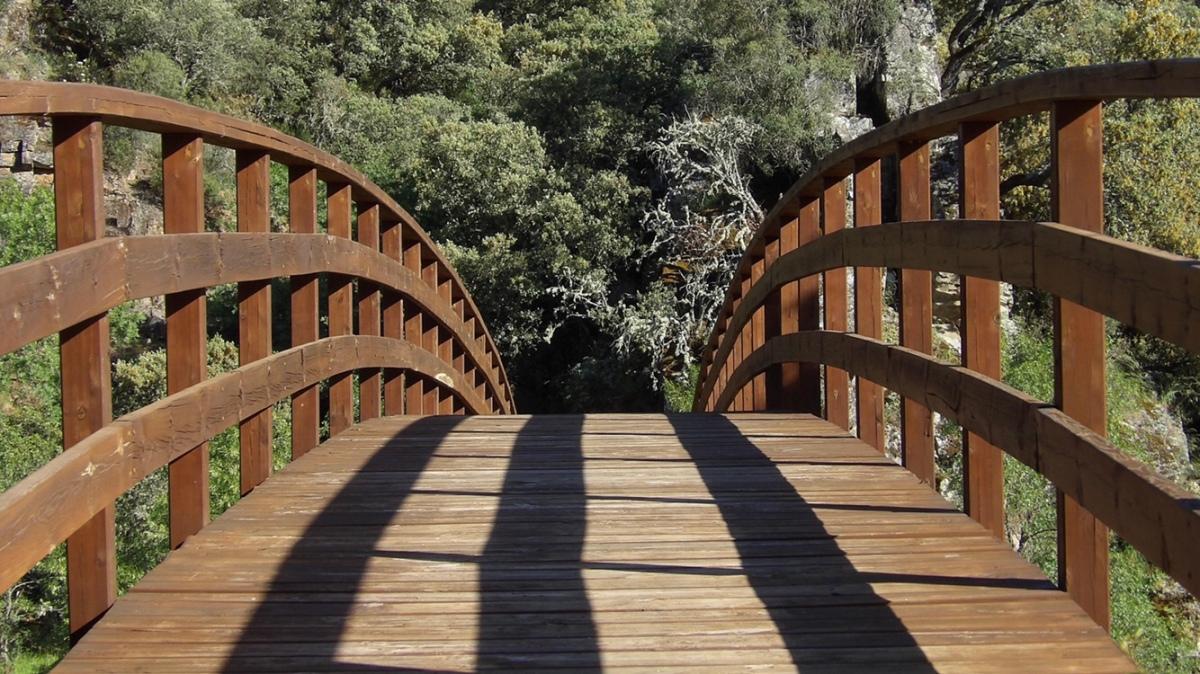 Puentes del Geoparque Villuercas
