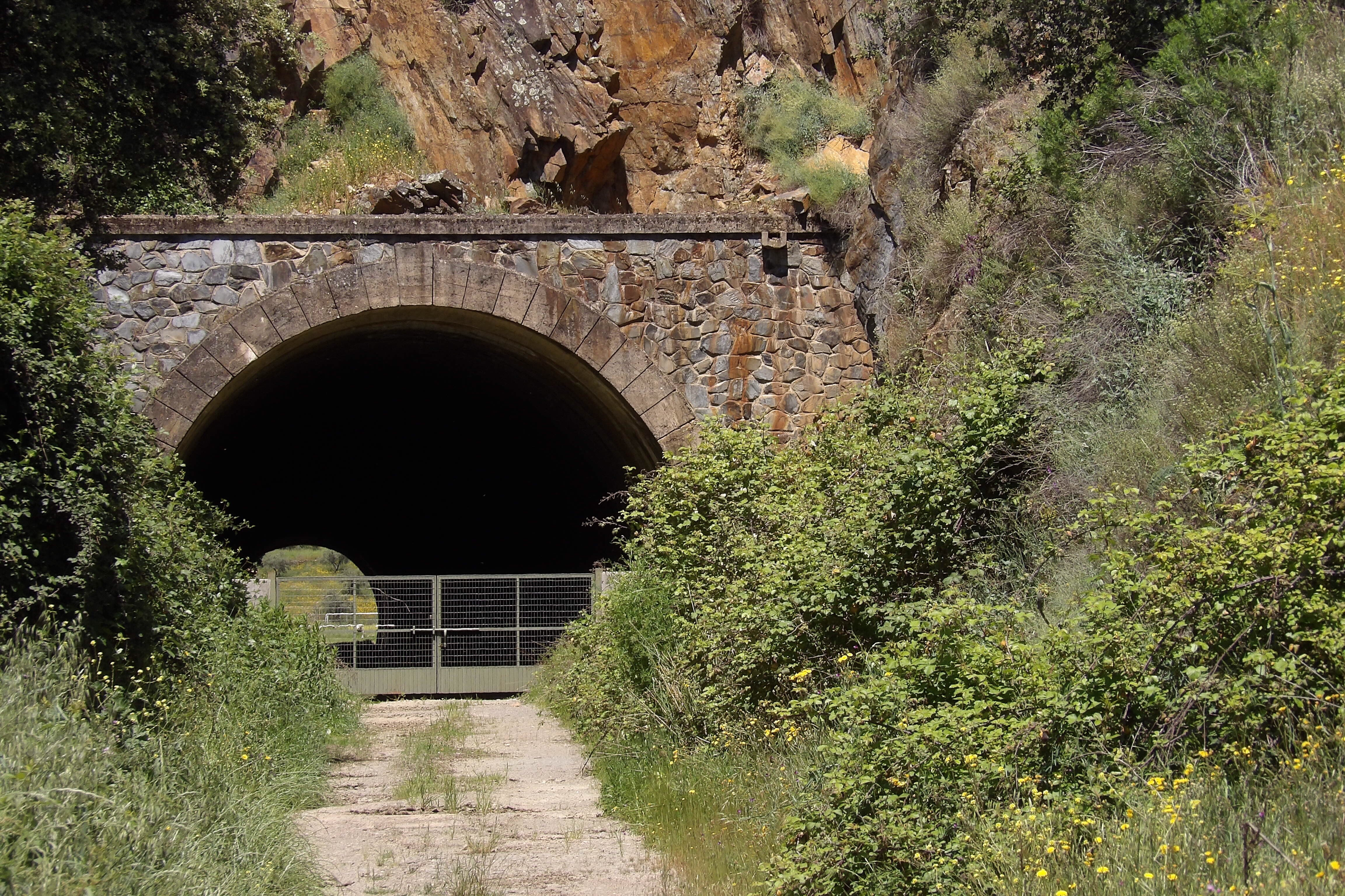 Obras del tren entre Villanueva de la Serena y Talavera de la Reina
