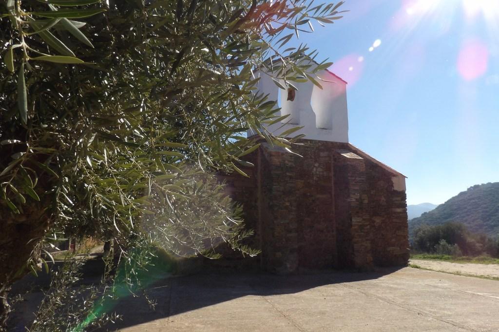 Iglesia de La Avellaneda, Castañar de Ibor, Geoparque Villuercas Ibores Jara