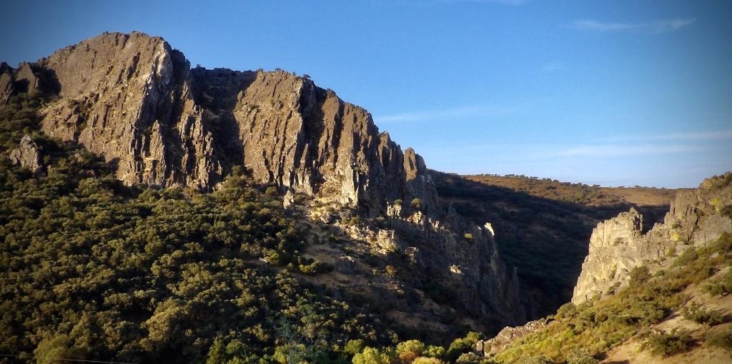 Apreturas del Almonte, geoparque Villuercas Ibores Jara