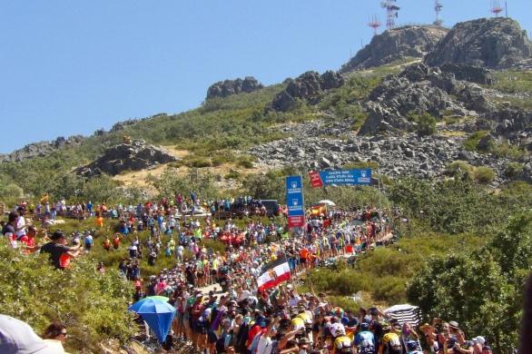 Decimocuarta etapa de La Vuelta 2021